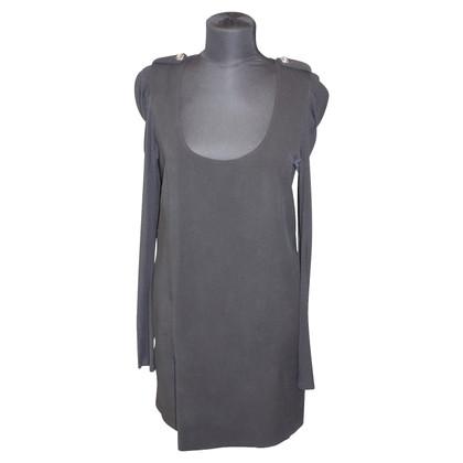 Patrizia Pepe Kleid mit Schulterklappen