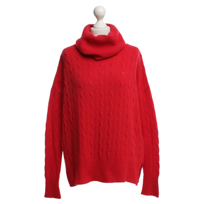 Ralph Lauren Pullover in red