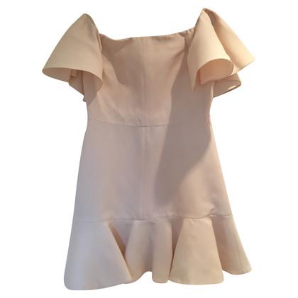 Valentino Off-Shoulder-Kleid