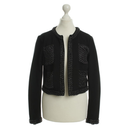 Dsquared2 Blazer with chain detail