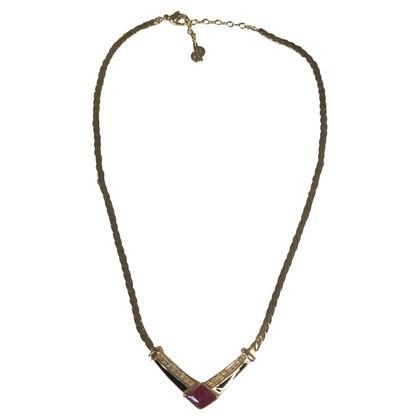 Christian Dior Vintage Collier
