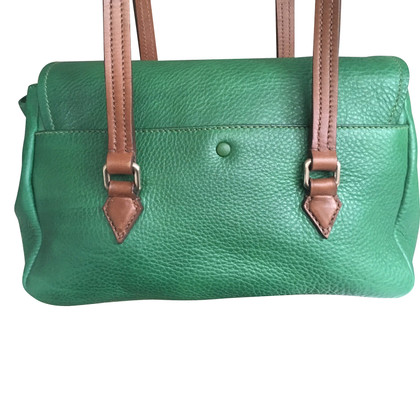 Jil Sander Green purse