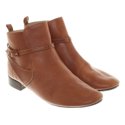 Repetto Leather Bootees