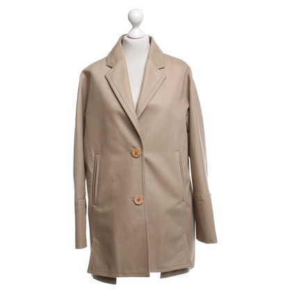 J. Crew Coat in beige