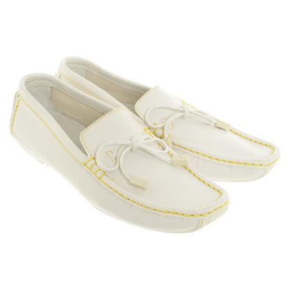 Louis Vuitton Slipper in cream