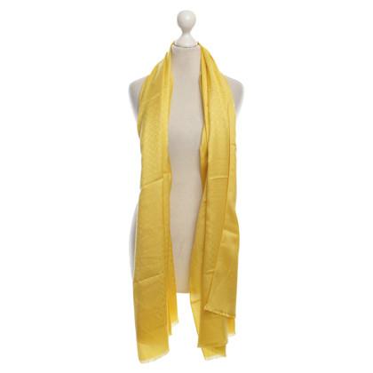 Salvatore Ferragamo Gele sjaal