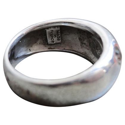 Yves Saint Laurent Silver ring