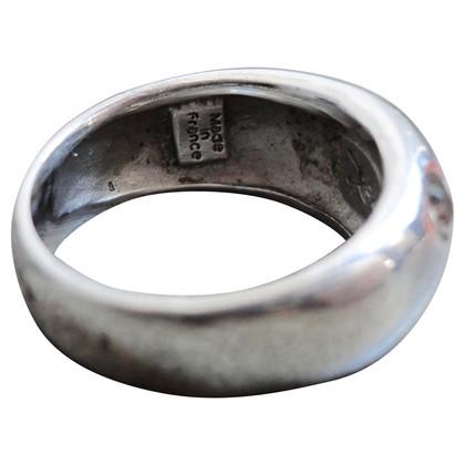 Yves Saint Laurent Ring aus Silber
