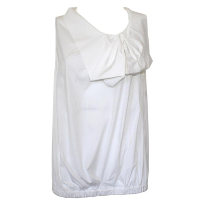 Aquilano Rimondi White blouse