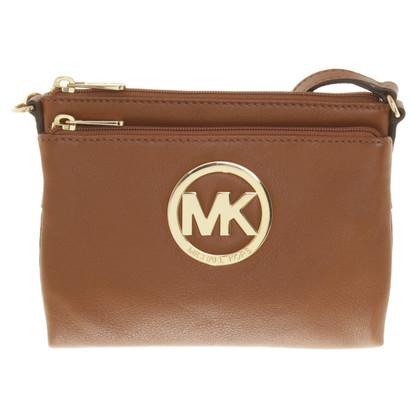 Michael Kors Leather Satchel