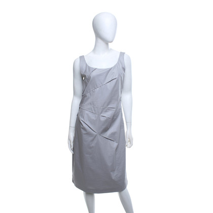 Cos Dress in silver gray