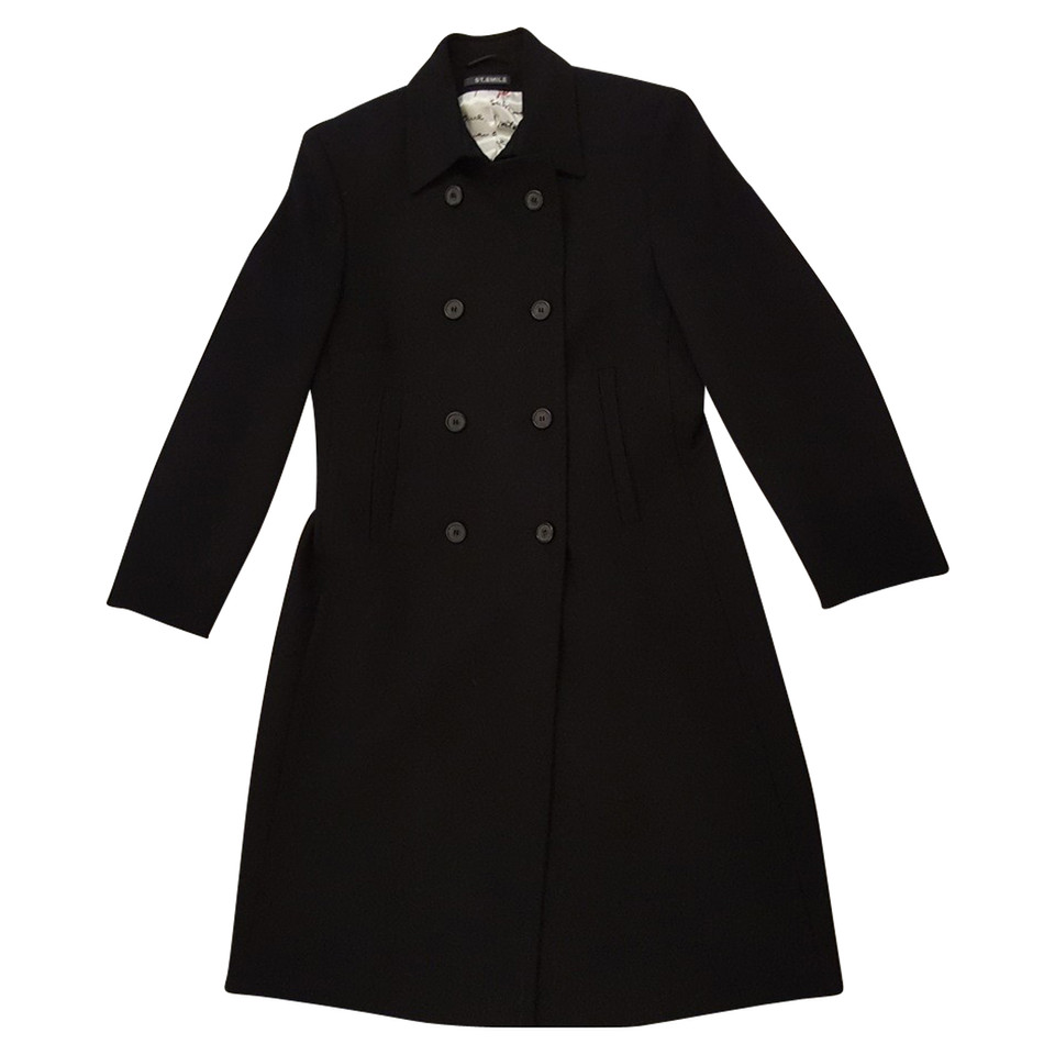 St. Emile Coat wool