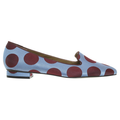 Paul Smith Slipper with dot pattern
