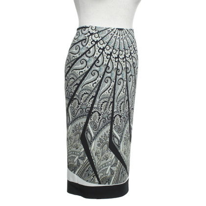 Etro skirt with pattern