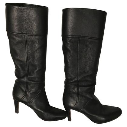 Hugo Boss bottes noires