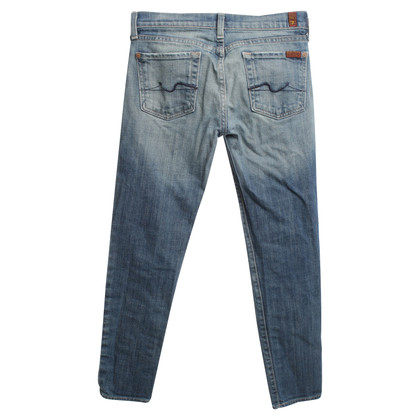 7 For All Mankind Jeans with light wash