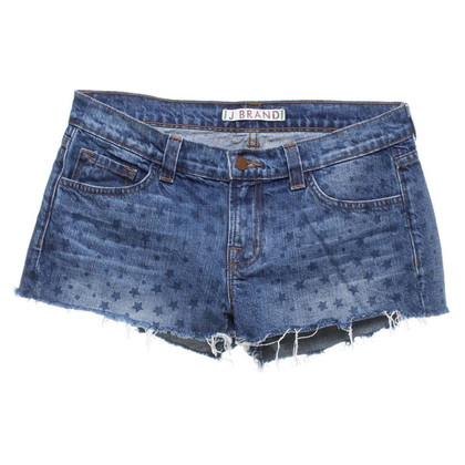 J Brand Jeans-Shorts im Used-Look