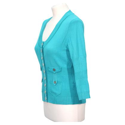 Karen Millen Pullover in Blau