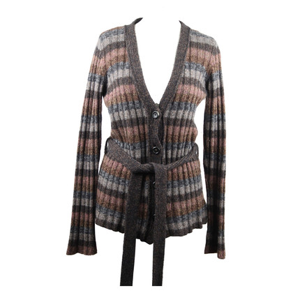 Dolce & Gabbana Cardigan met sjaal
