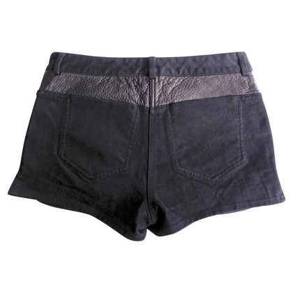 T by Alexander Wang Shorts in zwart