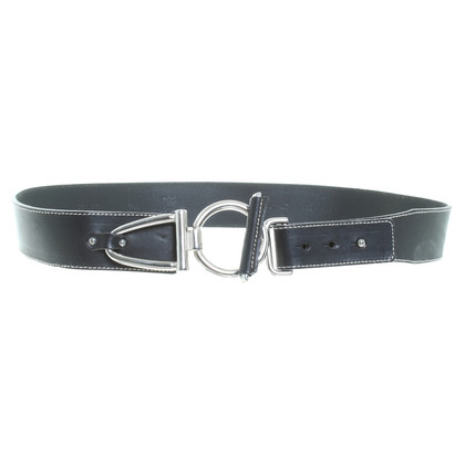 Windsor Belt in black