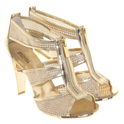 Michael Kors Color oro pumps Platform