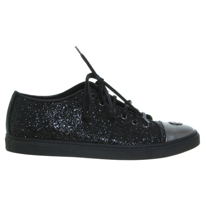 Philipp Plein Sneakers in zwart