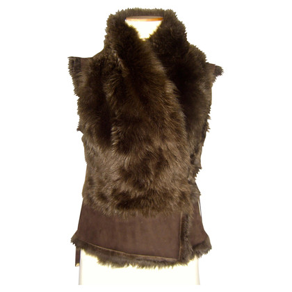 Costume National Lam bont vest