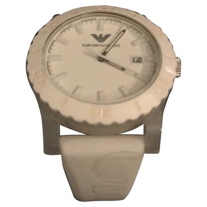 Armani Armani Horloge 1'unisex white