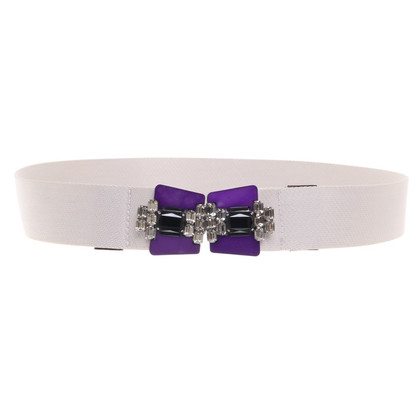Marni Belt with gemstones