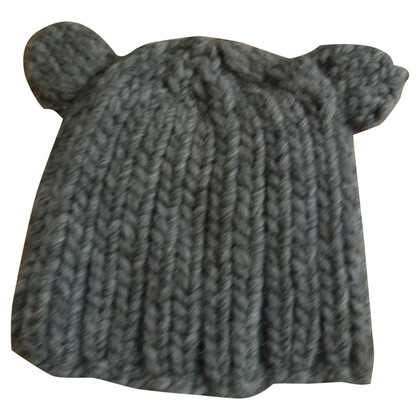 Eugenia Kim gray wool hat