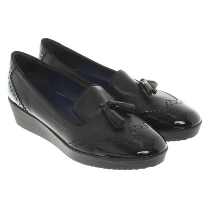 Pollini Slipper in Black