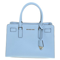 "Michael Kors Handbag ""Dillon"" in blue"