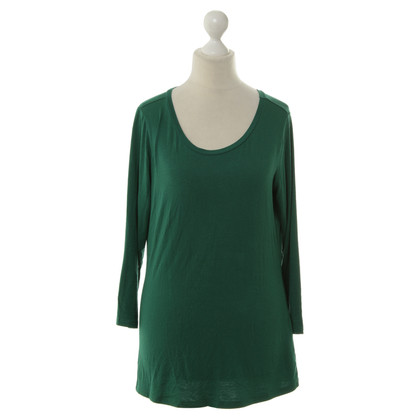 Max Mara Long-sleeved shirt in green