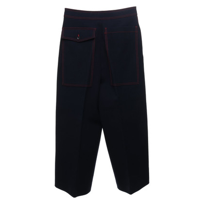 Joseph trousers made of cotton twill