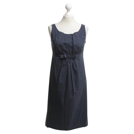 Besuchen Günstigen Preis Perfekt Günstiger Preis Moschino Kleid in Blau Blau Neue Art Und Weise Stil H80jhOy