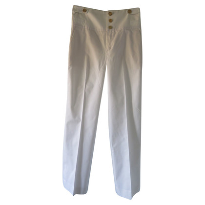Strenesse Broek in White