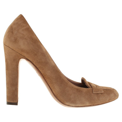 L'autre Chose pumps in brown