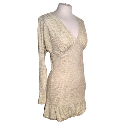 Missoni Goldfarbenes Kleid
