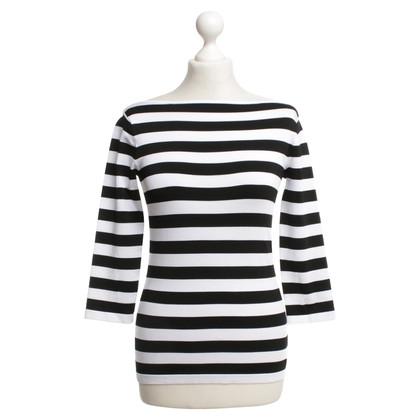 Ralph Lauren Black Label top with stripes