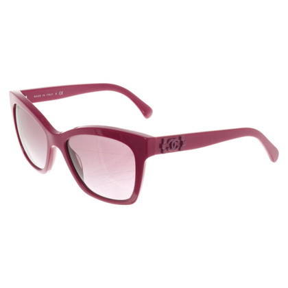 Chanel Sunglasses in pink