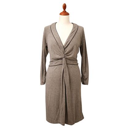 BCBG Max Azria vestito grigio