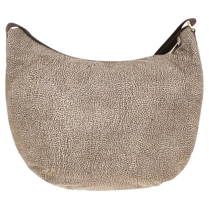 Borbonese Shoulder bag with pattern