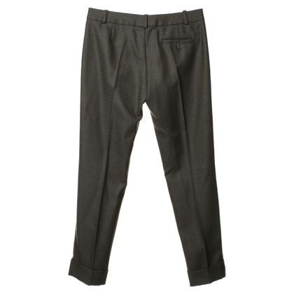 Chloé Plaid classic pants