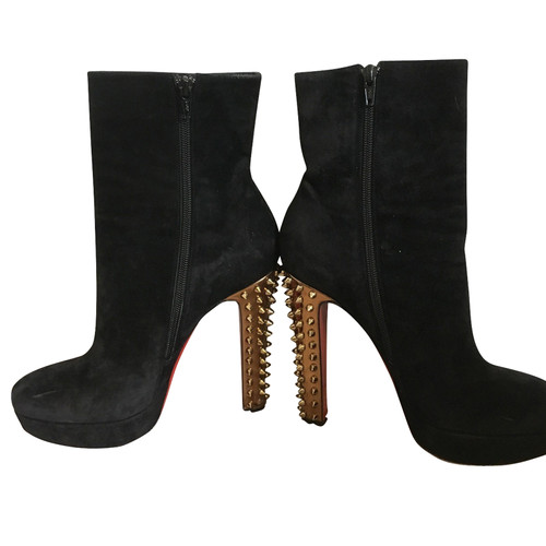 best sneakers 4c59d 4b49b Christian Louboutin Platform boots - Second Hand Christian ...