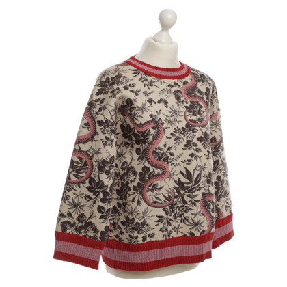Gucci Sweatshirt patroon
