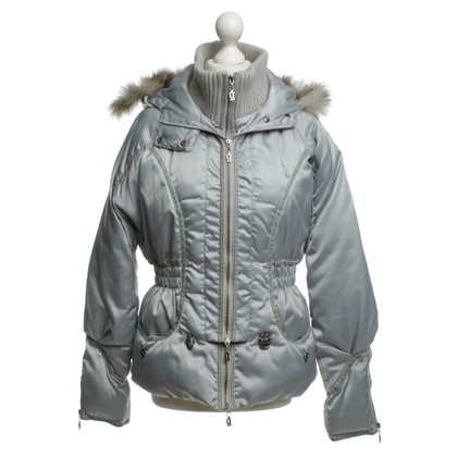 John Galliano Jacket in silver