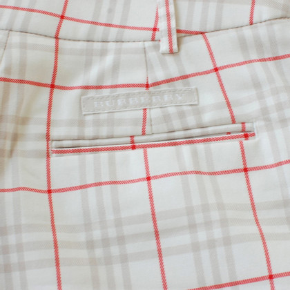 Burberry Burberry Plaid Skirt
