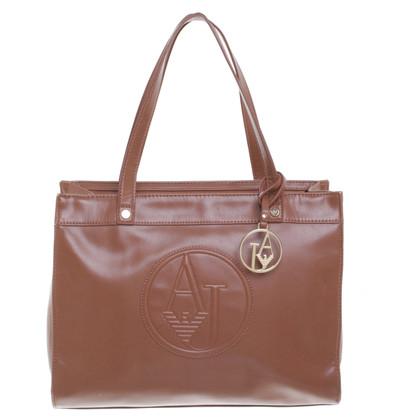 Armani Jeans Handbag in Brown