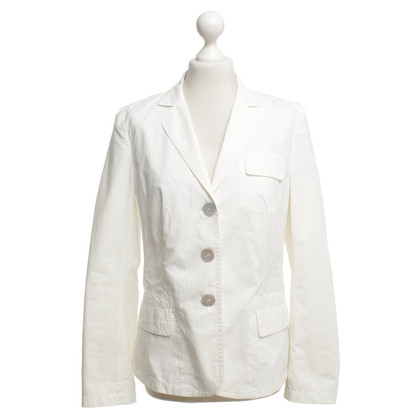 Windsor Blazer in crema